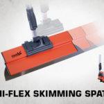 Hi-Flex skimming spatula