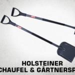 Holsteiner Schaufel & Gärtnerspaten thumb