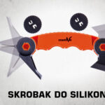 Skrobak do silikonu thumb