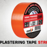 plastering tape strong thumb