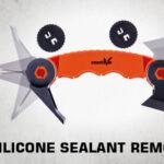 silicone sealant remover thumb