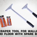 scraper tool for wallpaper and floor with spare blades thumb