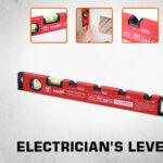 electricians level thumb