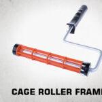 cage roller frame