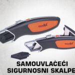 Samouvlačeći sigurnosni skalpel thumb